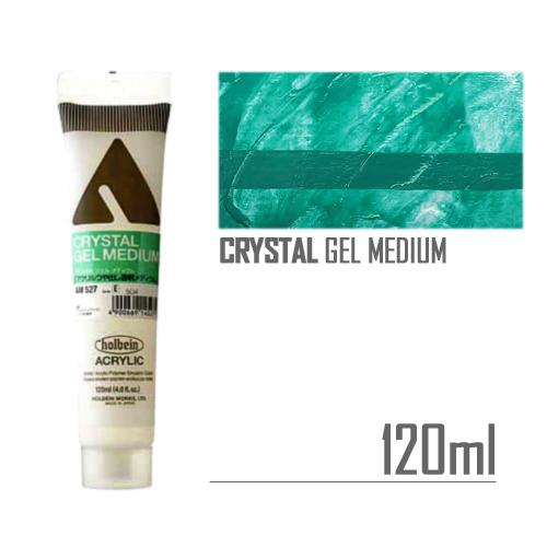ホルべイン クリスタルジェルメディウム120ml(AM527)