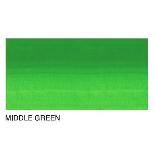 ホルベイン アクリリック12ml ミドルグリーン(AU7257)