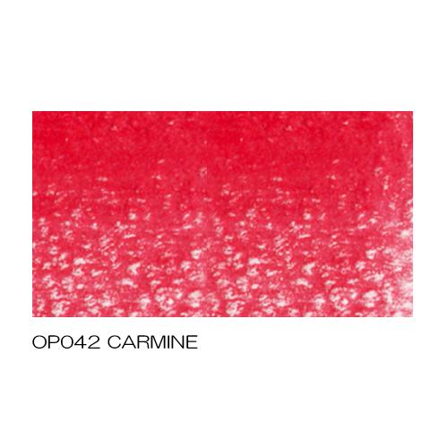 ホルベイン アーチスト色鉛筆 OP042カーマイン