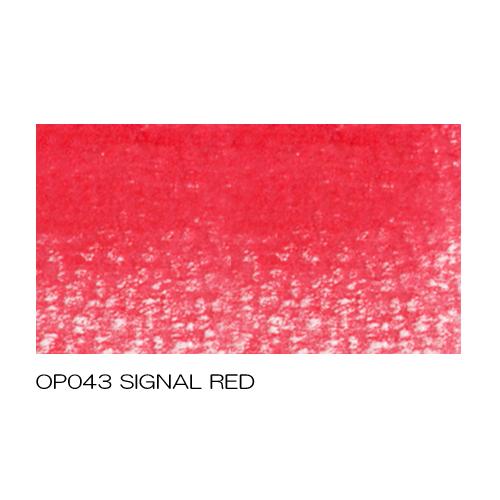 ホルベイン アーチスト色鉛筆 OP043シグナルレッド