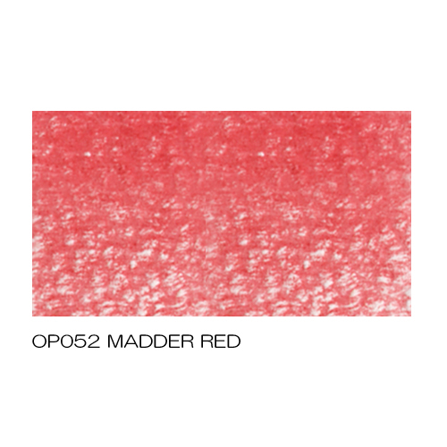 ホルベイン アーチスト色鉛筆 OP052マダーレッド