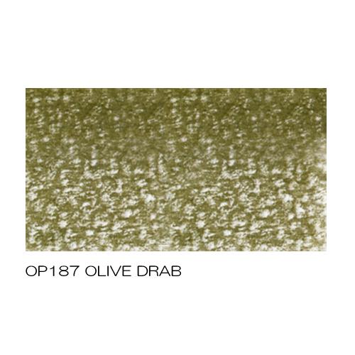 ホルベイン アーチスト色鉛筆 OP187オリーブドラブ