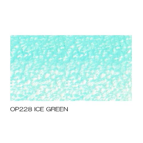 ホルベイン アーチスト色鉛筆 OP228アイスグリーン