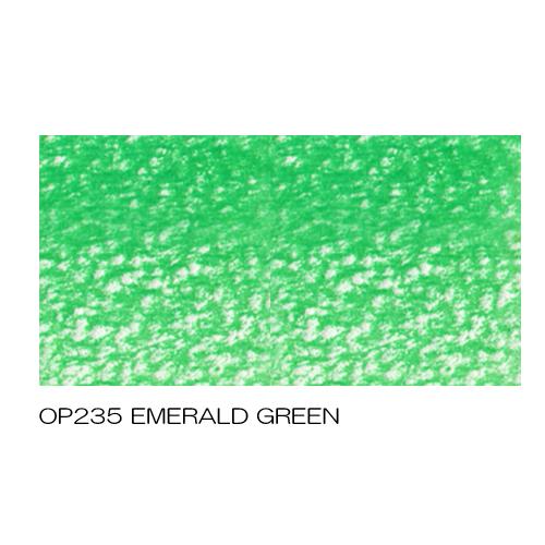 ホルベイン アーチスト色鉛筆 OP235エメラルドグリーン