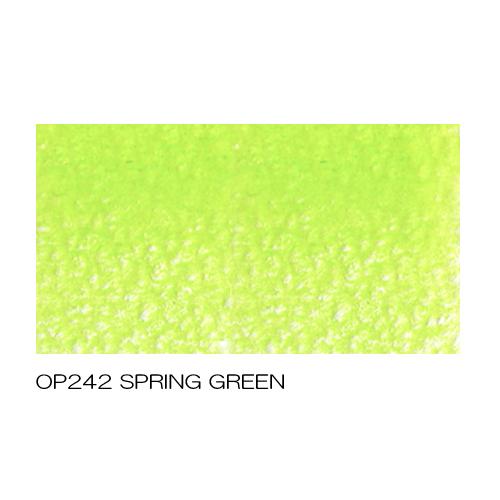 ホルベイン アーチスト色鉛筆 OP242スプリンググリーン