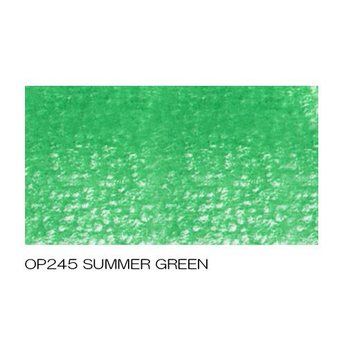 ホルベイン アーチスト色鉛筆 OP245サマーグリーン