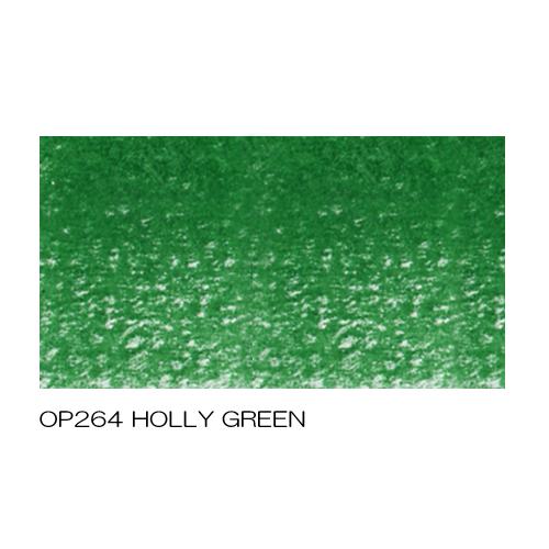 ホルベイン アーチスト色鉛筆 OP264ホリーグリーン