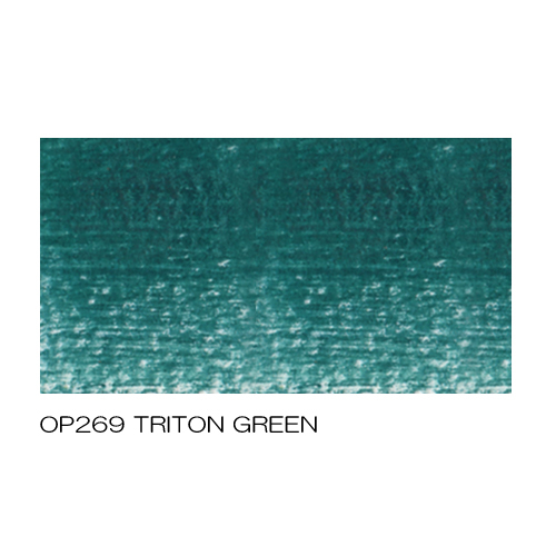 ホルベイン アーチスト色鉛筆 OP269トリトングリーン