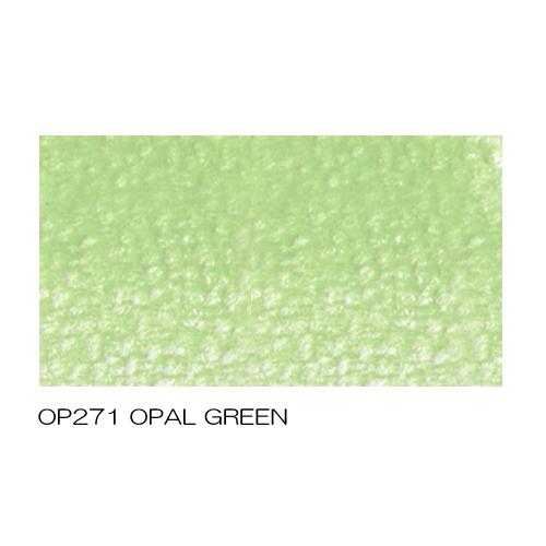 ホルベイン アーチスト色鉛筆 OP271オパールグリーン