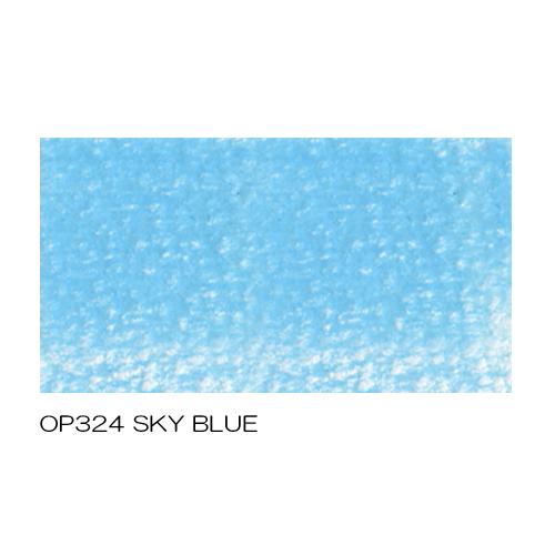ホルベイン アーチスト色鉛筆 OP324スカイブルー