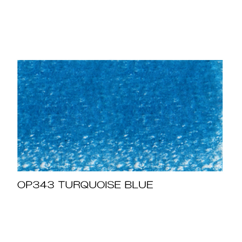 ホルベイン アーチスト色鉛筆 OP343ターコイズブルー