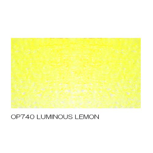 ホルベイン アーチスト色鉛筆 OP740ルミナスレモン