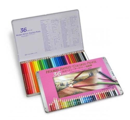ホルベイン アーチスト色鉛筆 36色セット(OP930)