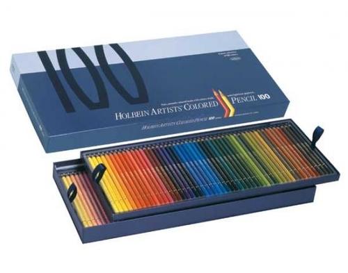 ホルベイン アーチスト色鉛筆 100色セット(OP940)