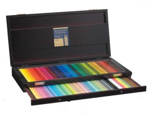 ホルベイン アーチスト色鉛筆 100色セット[木箱](OP941)