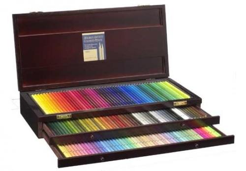 ホルベイン アーチスト色鉛筆 150色セット[木箱](OP946)