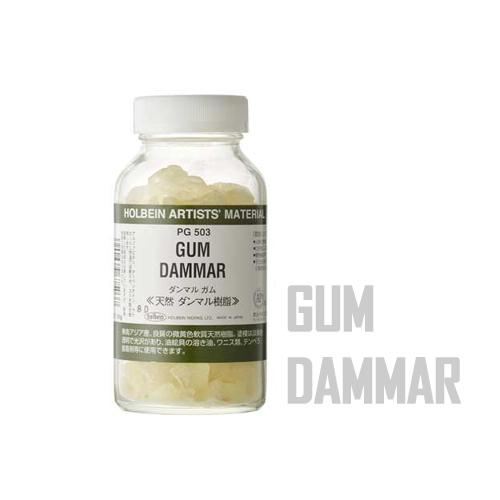 ホルベイン ダンマルガム100g(PG503)