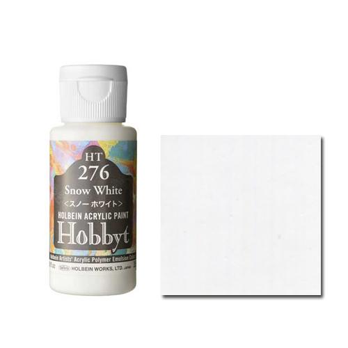 ホルベイン ホビット35ml スノーホワイト(HT276)