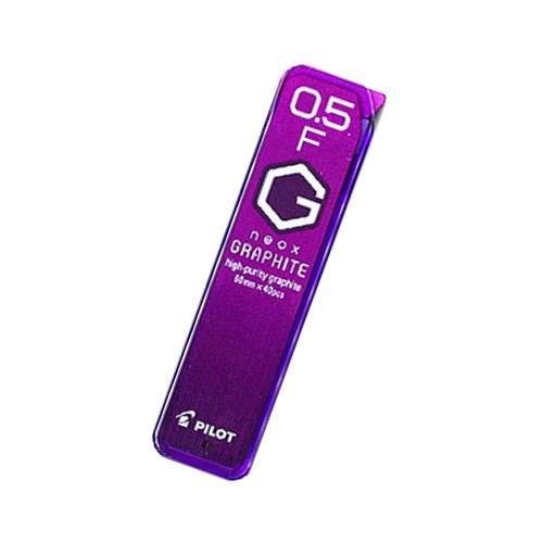 パイロット シャープ芯 neoxグラファイト[0.5mm]F
