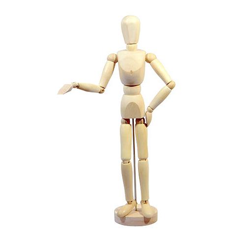デリーター モデル人形[男]