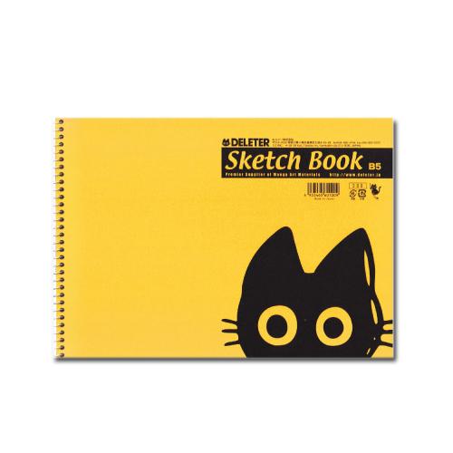 デリーター スケッチブック B5