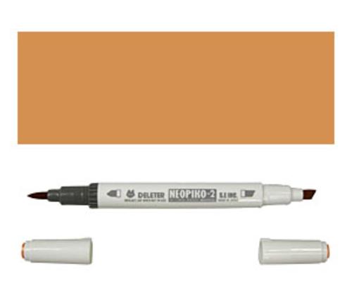 デリーター ネオピコ[2]553ライトブラウン