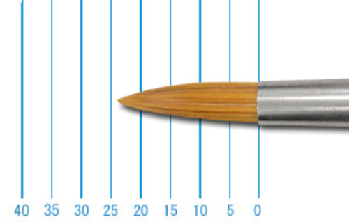 ホルベイン パラリセーブル250R(ラウンド)10号