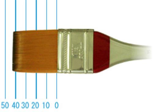 ホルベイン リセーブルワイドブラシ 600W 15号