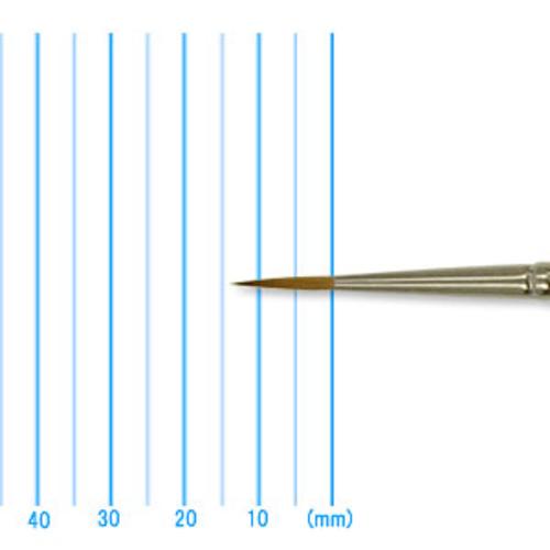 ホルベイン油彩筆 SD短軸(ライナー・コリンスキー)0号