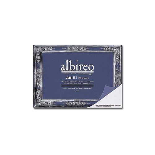 ホルベイン アルビレオブロック AB-B5