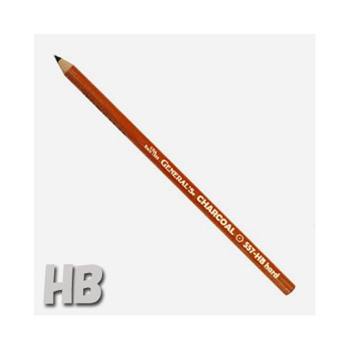 ゼネラル チャコールペンシル 557-HB