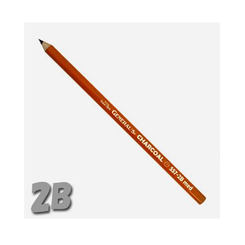 ゼネラル チャコールペンシル 557-2B