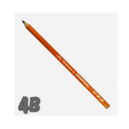 ゼネラル チャコールペンシル 557-4B