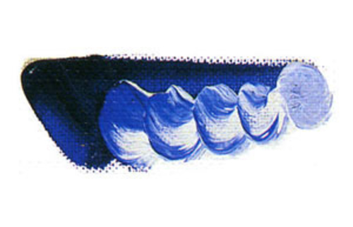 マツダ クイック油絵具6号(20ml) 026 ウルトラマリンライト