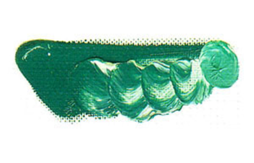 マツダ クイック油絵具6号(20ml) 036 エメラルドグリーンシェード