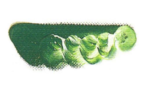 マツダ クイック油絵具6号(20ml) 040  クロームグリーンNo.1