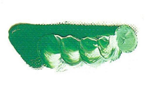 マツダ クイック油絵具6号(20ml) 044 パーマネントグリーン