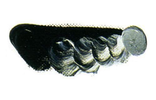 マツダ クイック油絵具6号(20ml) 100 アイボリーブラック