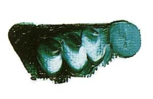 マツダ クイックNo.1油絵具20号(110ml) 004 ビリジャン(チント)