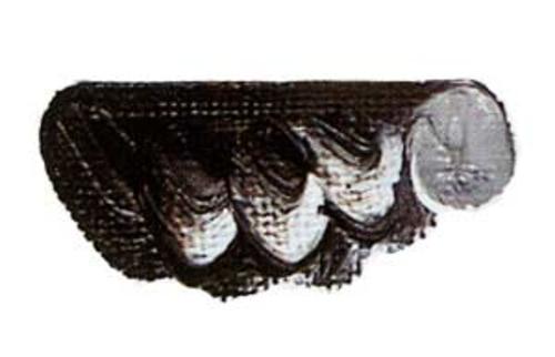 マツダ クイックNo.1油絵具20号(110ml) 012 アイボリーブラック