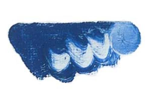 マツダ クイックNo.1油絵具20号(110ml) 018 セルリアンブルー(チント)