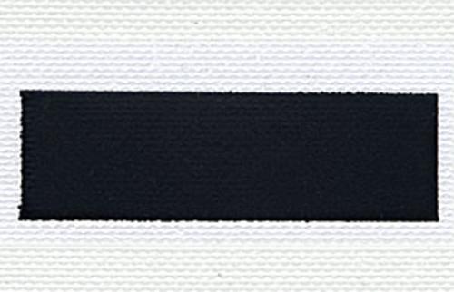 世界堂 油絵具6号(20ml) 87アイボリーブラック