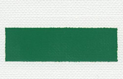 世界堂 油絵具6号(20ml) 136パーマネントグリーン