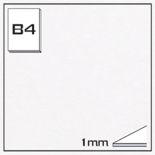ミューズ KMKケントボード S-B4[10枚組]1mm厚
