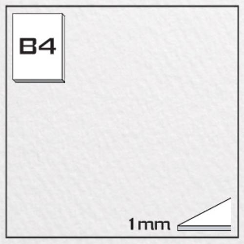 ミューズ ホワイトワトソンボード HWS-B4[10枚組]1mm厚