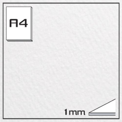 ミューズ ホワイトワトソンボード HWS-A4[10枚組]1mm厚