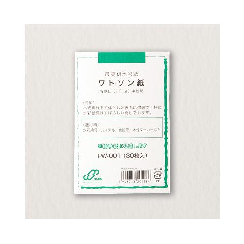 ミューズ PCパック ワトソン紙(PW-001)