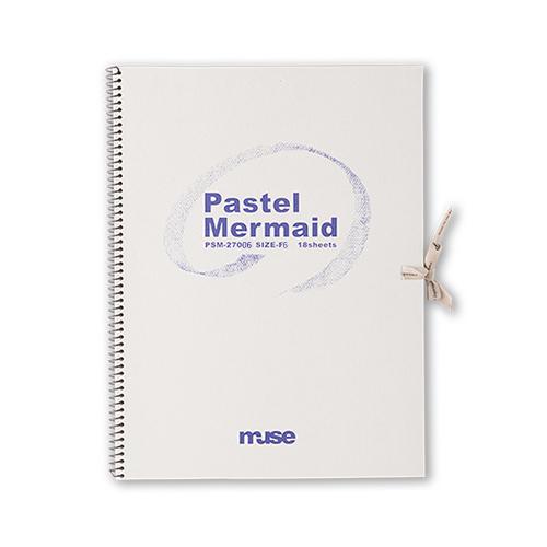 ミューズ パステルマーメイドブック F6(PSM-2706)