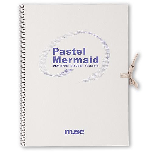 ミューズ パステルマーメイドブック F10(PSM-2710)