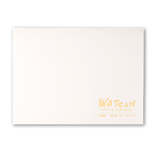 ミューズ ホワイトワトソンブロック F8(HW-308)